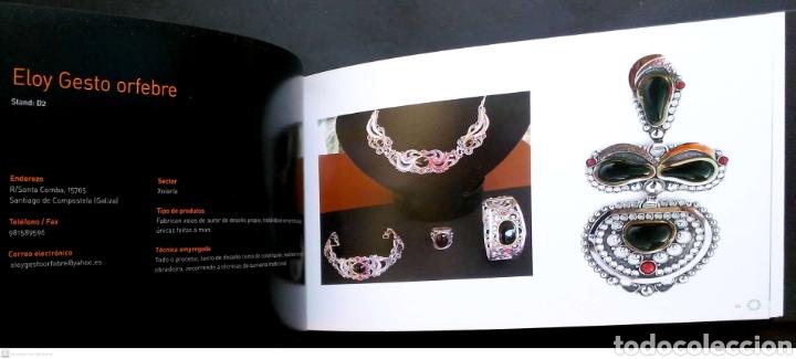 Libros: MOA.I Mostra de artesanía de Galiza. Consellaría de Innovación e Industria. 2009. NUEVO. - Foto 3 - 268570219