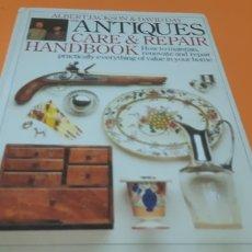 Libros: LIBRO ANTIQUES CARE&REPAIR HANDBOOK EN INGLES. Lote 278511833