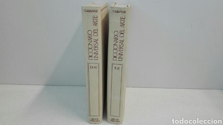 Libros: Diccionario universal del arte - Foto 2 - 284776033