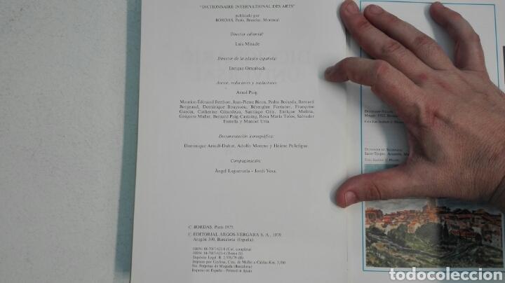 Libros: Diccionario universal del arte - Foto 3 - 284776033