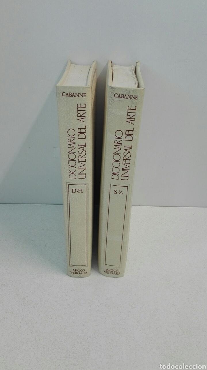 Libros: Diccionario universal del arte - Foto 5 - 284776033