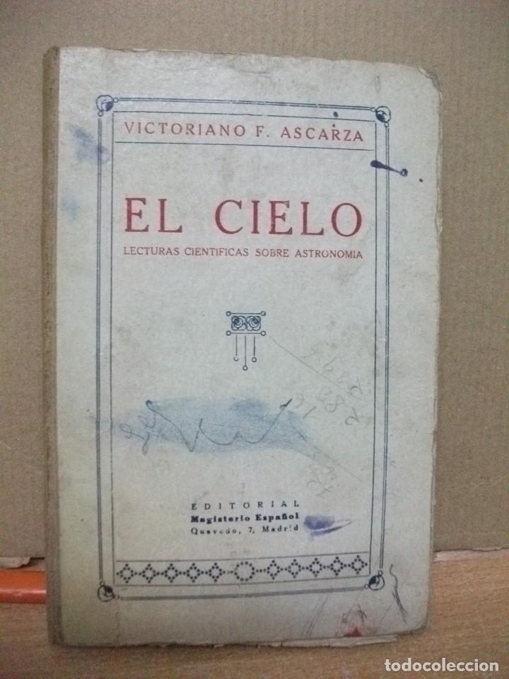 VICTORIANO ASCARZA. EL CIELO (Libros Nuevos - Ciencias, Manuales y Oficios - Astronomía )