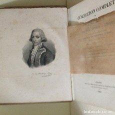 Libros: LIBRO DE TABLAS LOGARITMICAS DE MENDOZA (J.L.Q.) AÑO 1863. Lote 101591255