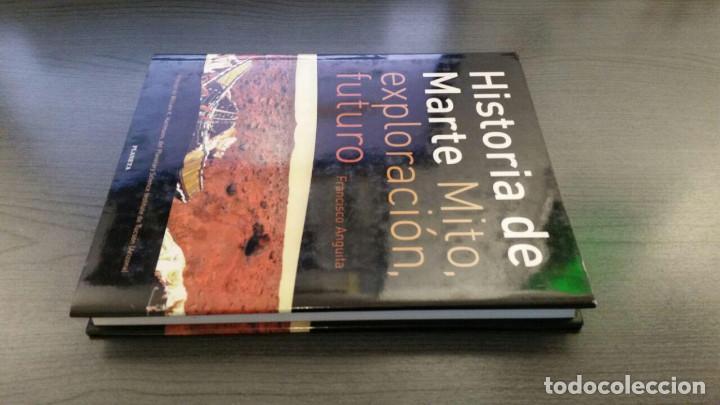 Libros: HISTORIA DE MARTE MITO, EXPLORACION Y FUTURO - Foto 3 - 145269522