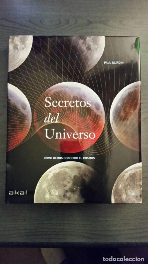 SECRETOS DEL UNIVERSO (Libros Nuevos - Ciencias, Manuales y Oficios - Astronomía )