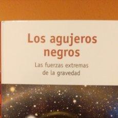 Libros: LOS AGUJEROS NEGROS RBA. Lote 147698076