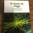 Libros: EL BOSON DE HIGGS UN PASEO POR EL COSMOS RBA. Lote 150851954
