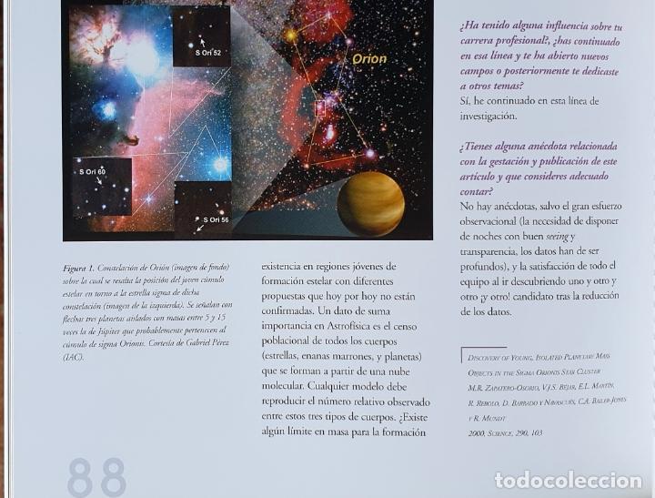 Libros: ASTRONOMIA MADE IN SPAIN. CONMEMORACION 2009. UNIVERSO. - Foto 5 - 169045192