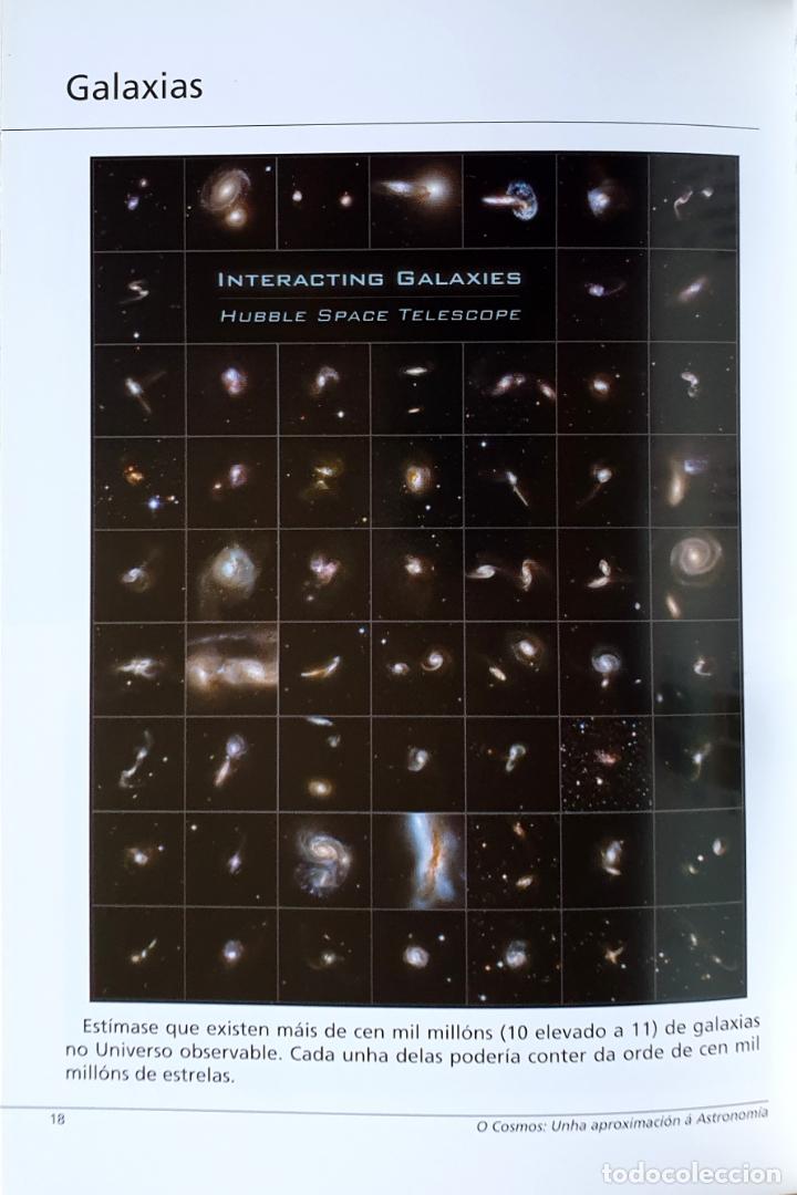 Libros: O COSMOS UNHA APROXIMACIÓN Á ASTRONOMÍA. UNIVERSO. - Foto 3 - 169045888