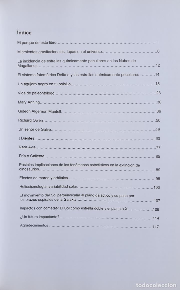 Libros: FENÓMENOS ASTROFISICOS Y LA EXTINCIÓN DE LOS DINOSAURIOS - Foto 2 - 169046684