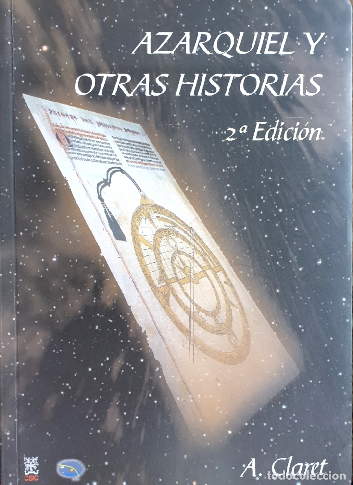 AZARQUIEL Y OTRAS HISTORIAS. ASTRONOMIA (Libros Nuevos - Ciencias, Manuales y Oficios - Astronomía )