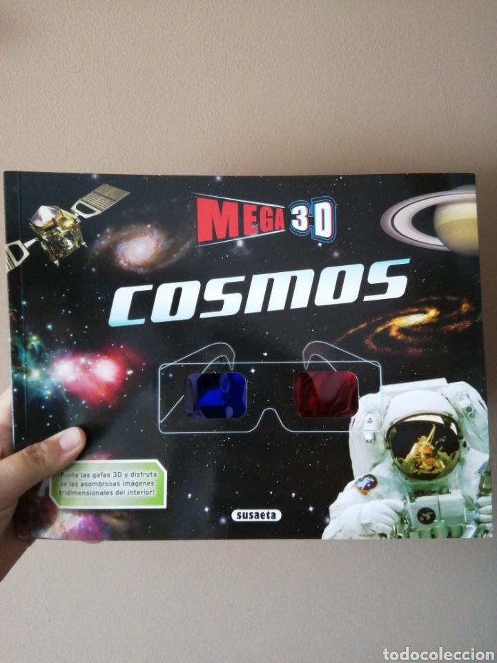 COSMOS MEGA 3D NUEVO (Libros Nuevos - Ciencias, Manuales y Oficios - Astronomía )