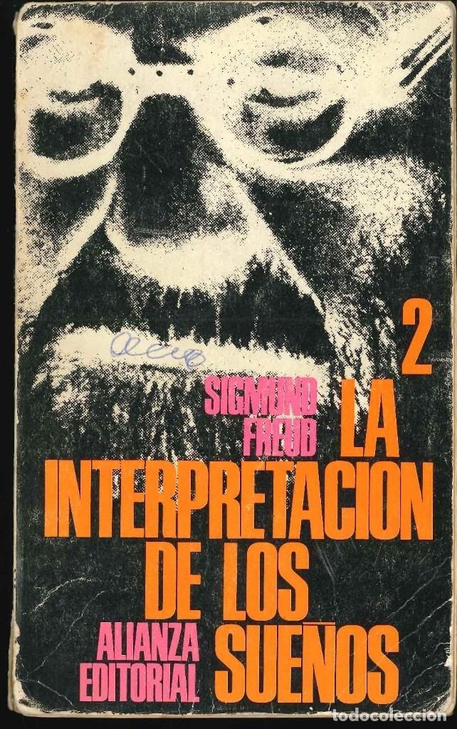 2 LA INTERPRETACION DE LOS SUEÑOS SIGMUND FREUD (Libros Nuevos - Ciencias, Manuales y Oficios - Astronomía )