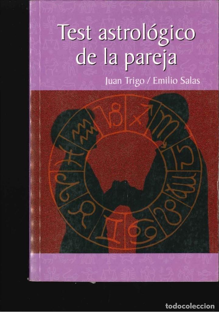 TEST ASTROLOGICO DE LA PAREJA (Libros Nuevos - Ciencias, Manuales y Oficios - Astronomía )