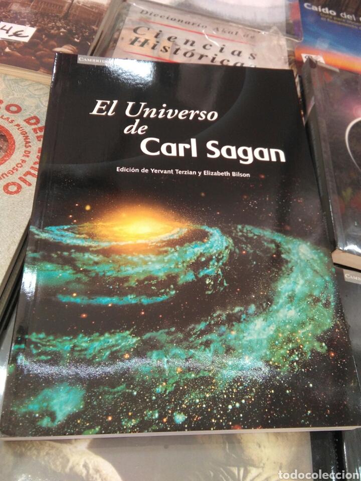EL UNIVERSO DE CLAR SAGAN (Libros Nuevos - Ciencias, Manuales y Oficios - Astronomía )