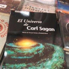 Libros: EL UNIVERSO DE CLAR SAGAN. Lote 181325521