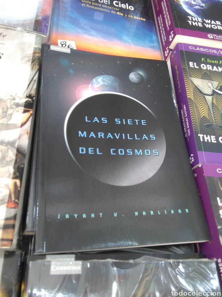 LAS SIETE MARAVILLAS DEL COSMO (Libros Nuevos - Ciencias, Manuales y Oficios - Astronomía )