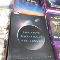 Libros: LAS SIETE MARAVILLAS DEL COSMO. Lote 181328155