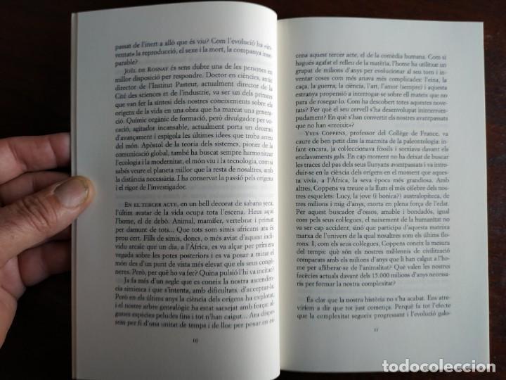 Libros: La historia mes bella del mon, Els secrets del nostres origens de Hubert Reeves un altre alternativa - Foto 3 - 183694745