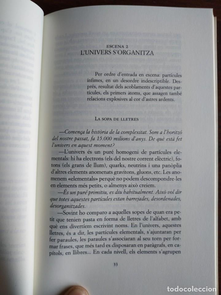 Libros: La historia mes bella del mon, Els secrets del nostres origens de Hubert Reeves un altre alternativa - Foto 4 - 183694745