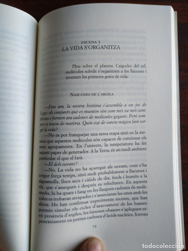 Libros: La historia mes bella del mon, Els secrets del nostres origens de Hubert Reeves un altre alternativa - Foto 5 - 183694745