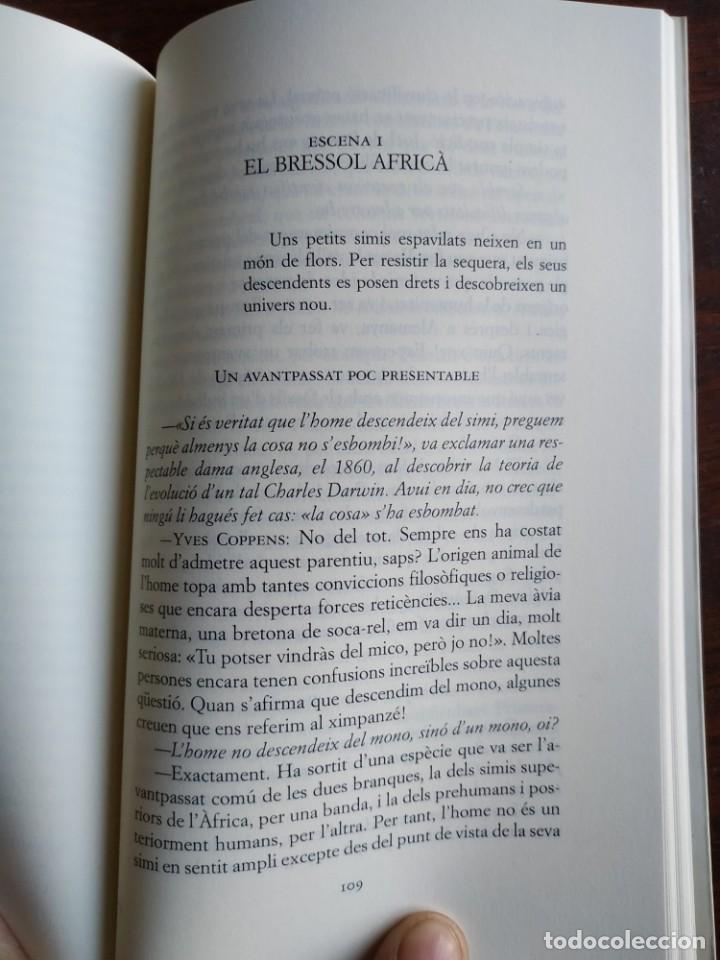 Libros: La historia mes bella del mon, Els secrets del nostres origens de Hubert Reeves un altre alternativa - Foto 8 - 183694745