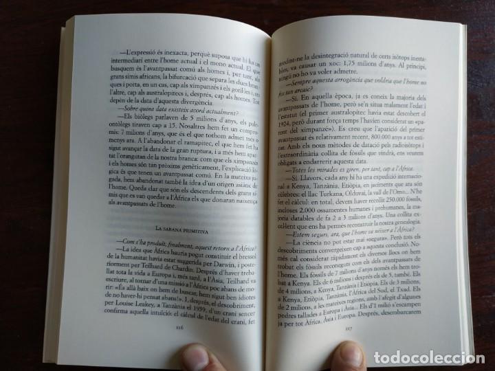 Libros: La historia mes bella del mon, Els secrets del nostres origens de Hubert Reeves un altre alternativa - Foto 9 - 183694745