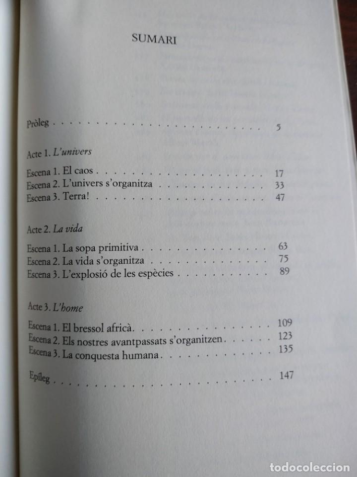 Libros: La historia mes bella del mon, Els secrets del nostres origens de Hubert Reeves un altre alternativa - Foto 11 - 183694745
