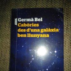 Libros: LIBRO GERMÀ BEL NUEVO. Lote 189585276
