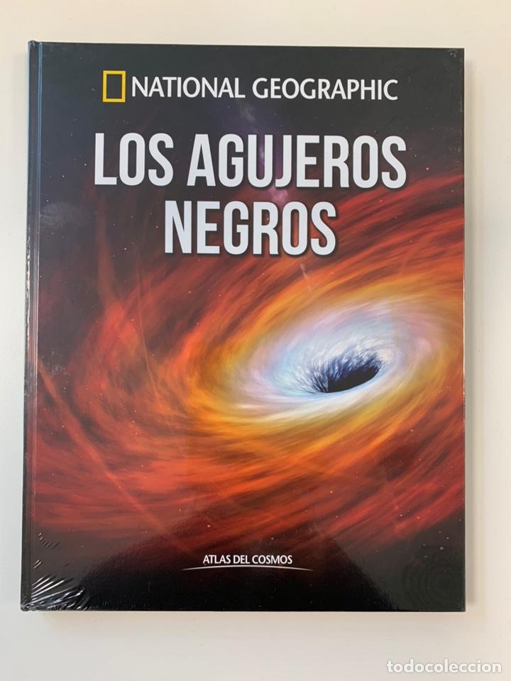 LOS AGUJEROS NEGROS - ATLAS DEL COSMOS - NATIONAL GEOGRAPHIC - NUEVO (Libros Nuevos - Ciencias, Manuales y Oficios - Astronomía )