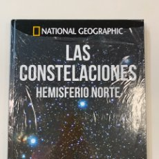 Libros: LAS CONSTELACIONES - ATLAS DEL COSMOS - NATIONAL GEOGRAPHIC - NUEVO PRECINTADO. Lote 196007493