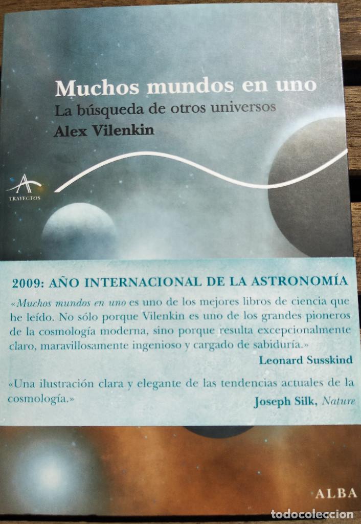 MUCHOS MUNDOS EN UNO. ALEX VILENKIN (Libros Nuevos - Ciencias, Manuales y Oficios - Astronomía )