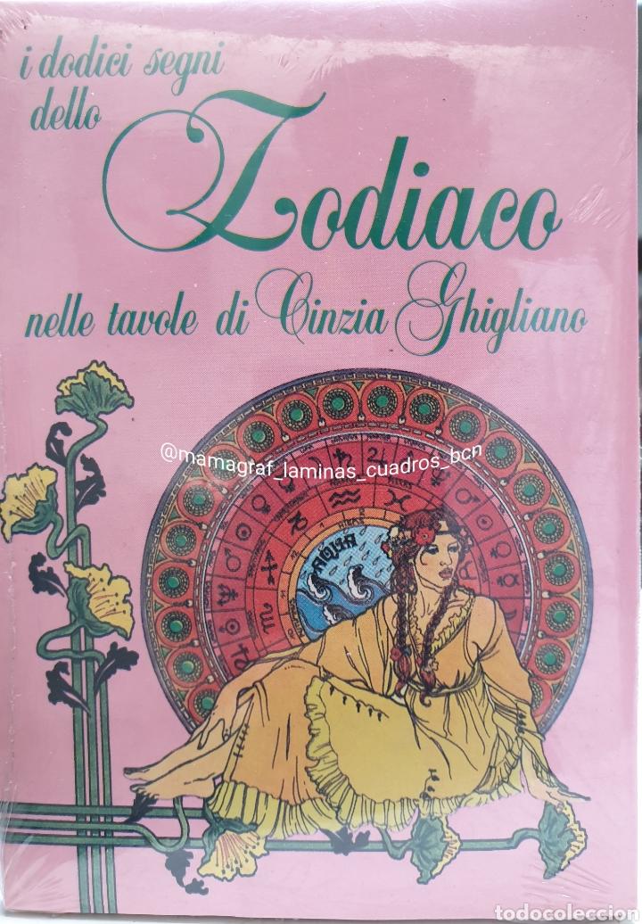 ZODIACO, CINZIA GHIGLIANO MAMAGRAF (Libros Nuevos - Ciencias, Manuales y Oficios - Astronomía )