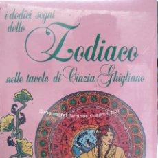 Libros: ZODIACO, CINZIA GHIGLIANO MAMAGRAF. Lote 202344967