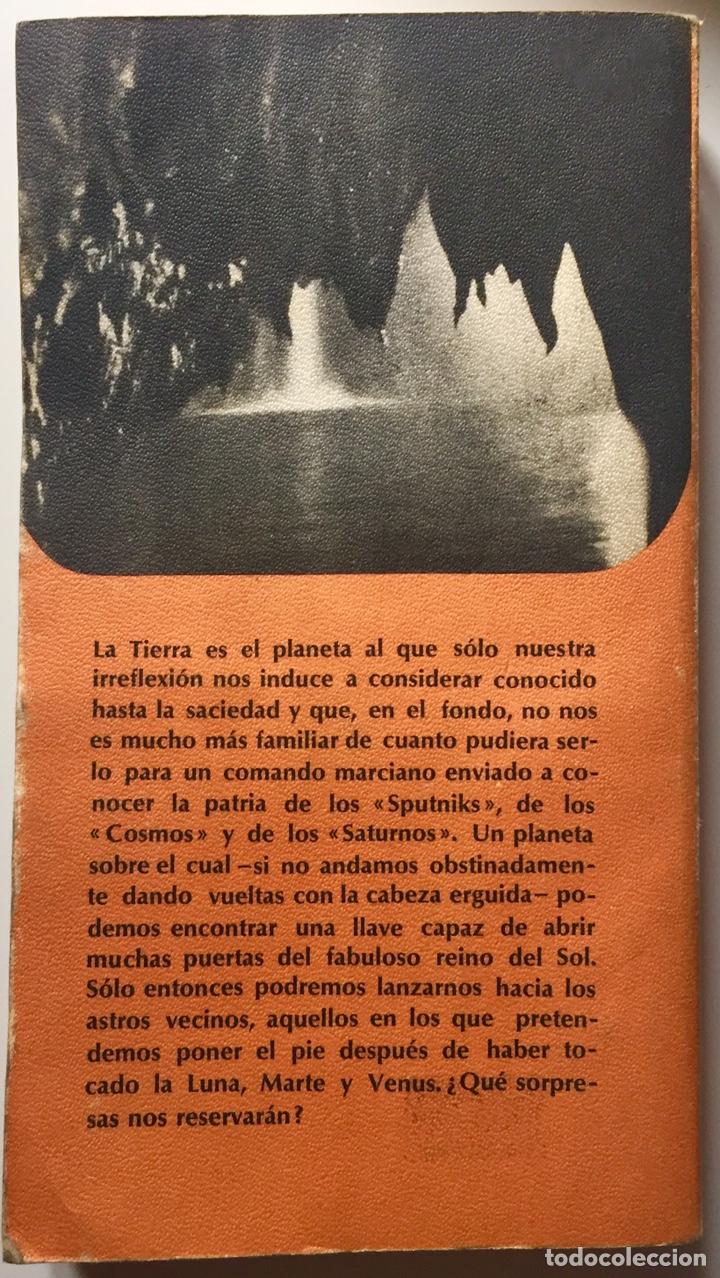 Libros: El planeta incógnito Peter Kolosino 1976 Plaza&Janes - Foto 2 - 202650008