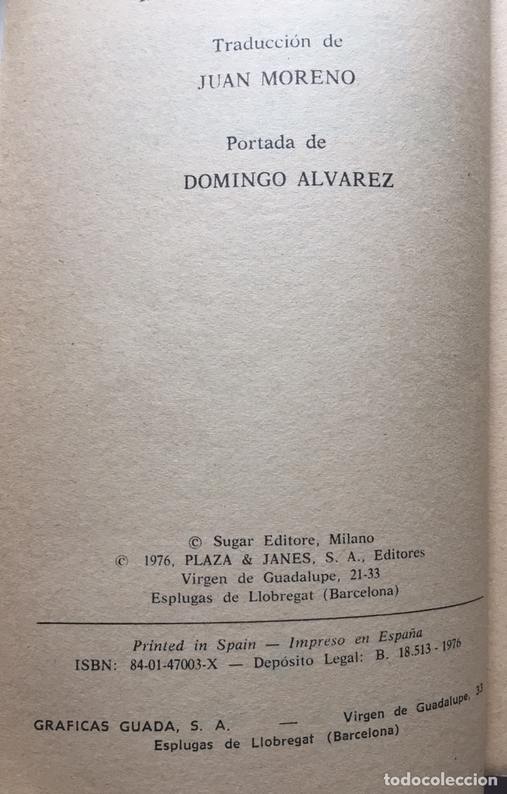 Libros: El planeta incógnito Peter Kolosino 1976 Plaza&Janes - Foto 3 - 202650008