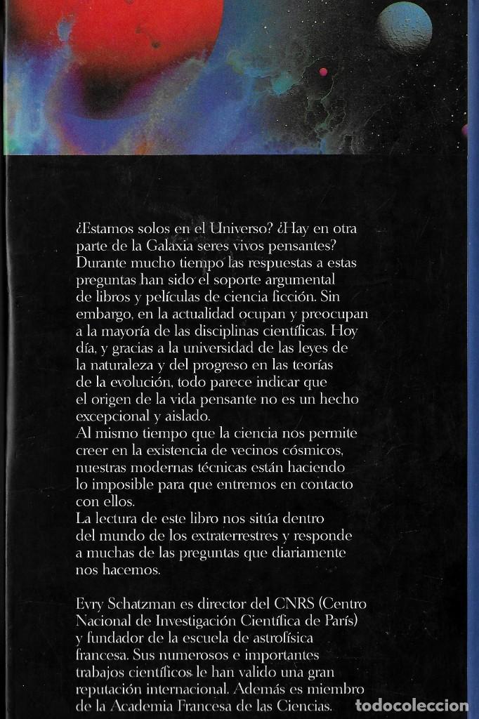 Libros: LOS NIÑOS DE URANIA, EN BUSCA DE LAS CIVILIZACIONES EXTRATERRESTRES, EVRY SCHATZMAN - Foto 2 - 205328775