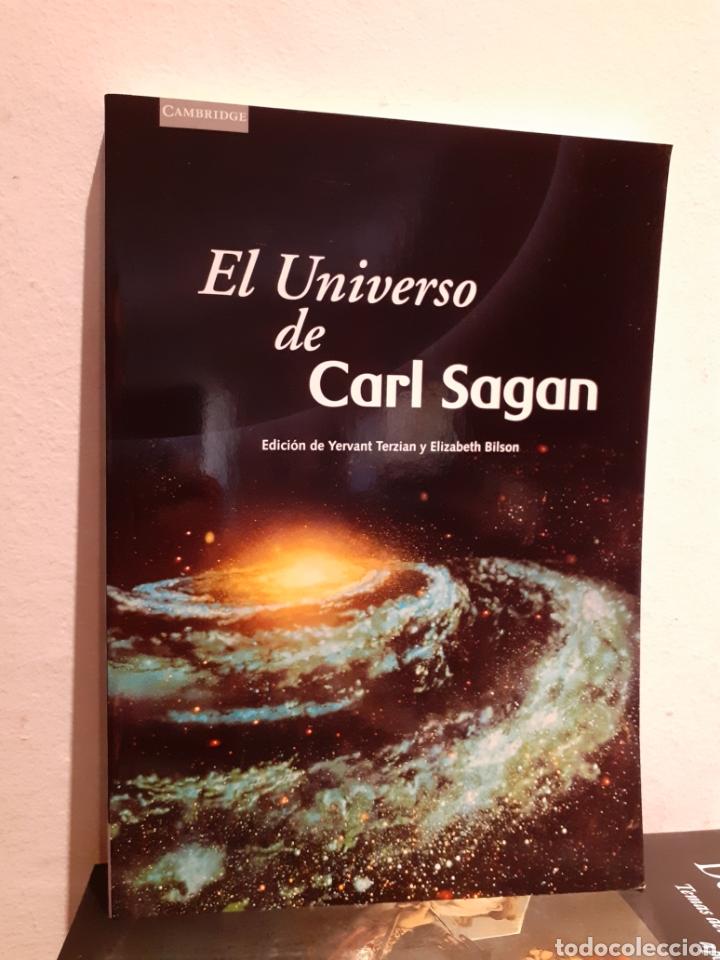 EL UNIVERSO DE CARL SAGAN (Libros Nuevos - Ciencias, Manuales y Oficios - Astronomía )