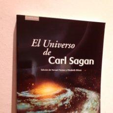 Libros: EL UNIVERSO DE CARL SAGAN. Lote 206218511