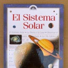 Libros: EL SISTEMA SOLAR - GUÍA DEL ESTUDIANTE - GENIOS. Lote 211668868