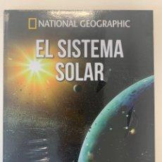 Libros: ATLAS DEL COSMOS - EL SISTEMA SOLAR - NATIONAL GEOGRAPHIC - NUEVO. Lote 213615798