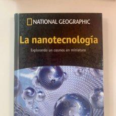 Libros: LA NANOTECNOLOGÍA VOL. 15 - PASEO POR EL COSMOS NATIONAL G. Lote 216517806