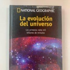 Libros: LA EVOLUCIÓN DEL UNIVERSO VOL. 13 COLECCION PASEO POR EL COSMOS NARIONAL G. Lote 216518446