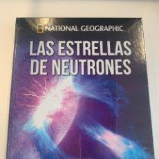 Libros: LAS ESTRELLAS DE NEUTRONES VOL. 17 ATLAS DEL COSMOS NATIONAL GEOGRAPHIC. Lote 216558058