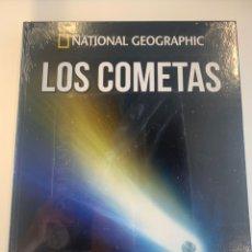 Libros: LOS COMETAS VOL. 16 ATLAS DEL COSMOS NATIONAL GEOGRAPHIC. Lote 216559250