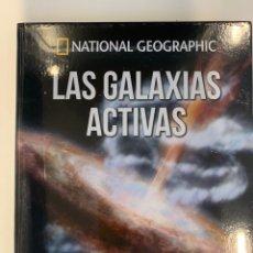 Libros: ATLAS DEL COSMOS - LAS GALAXIAS ACTIVAS VOL. 18. Lote 218584518