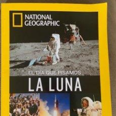 Libros: LA LUNA - 50 ANIVERSARIO EDICIÓN COLECCIONISTA - NATIONAL GEOGRAPHIC. Lote 218935271