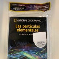 Libros: LAS PARTÍCULAS ELEMENTALESVOL. 34 - PASEO POR EL COSMOS NATIONAL GEOGRAPHIC. Lote 219054145