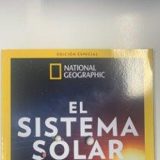 Libros: EL SISTEMA SOLAR NATIONAL GEOGRAPHIC. Lote 222414910
