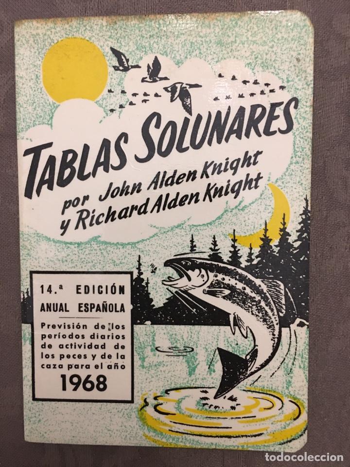 TABLAS SOLUNARES. ALDEN KNIGHT 1968 (Libros Nuevos - Ciencias, Manuales y Oficios - Astronomía )